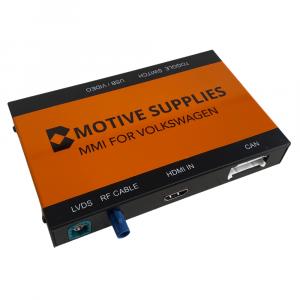 Carplay, Android Auto module voor Volkswagen MIB1 (VW Golf Mk7, Passat B8, Polo 6R etc) – Motivesupplies MMI (Multimedia Interface)