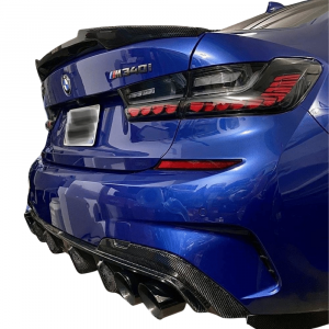 OLED Achterlichten GTS CS Style Black Optic Smoke voor BMW 3 Serie G20 & M3 G80