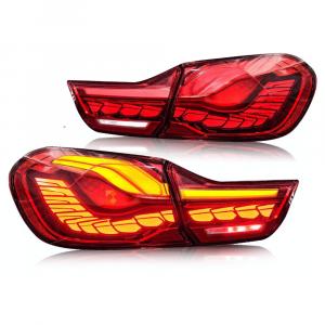 OLED Achterlichten GTS CS Style Rood V1 voor BMW 4 Serie F32, F33, F36 & M4 F82 F83