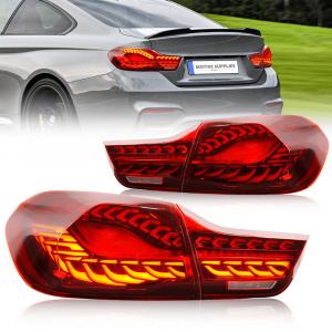 OLED Achterlichten GTS CS Style Rood V2 voor BMW 4 Serie F32, F33, F36 & M4 F82 F83