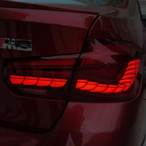 OLED Achterlichten GTS CS Style Rood voor BMW 3 Serie F30, F31 & M3 F80