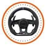 Custom Steering Wheel - By MS